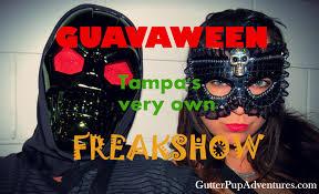 ybor city halloween 2015 guavaween tampa u0027s freak show