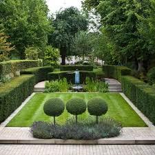 Formal Front Yard Landscaping Ideas - impressive beautiful garden landscape garden design garden design