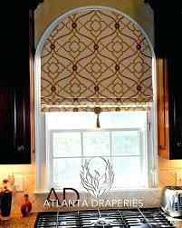 Curtains For Arch Window Window Curtains For Curved Windows Over Arch Design Best Arched