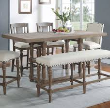 Table Dining Room Best 25 Counter Height Table Ideas On Pinterest Bar Height