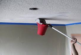 Removing Cottage Cheese Ceiling by Removing Popcorn Ceiling Texture U2014 John Robinson House Decor