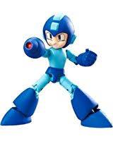 Megaman Halloween Costume Amazon Child Megaman Costume Large Clothing