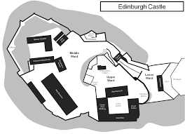 edinburgh castle scottish borders and lothians castles forts