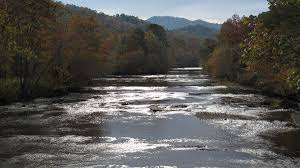 Nantahala River Map Little Tennessee River Wikipedia