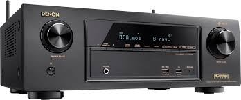 denon 560w 7 2 ch with heos 4k ultra hd a v home theater receiver