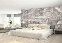 charming wallpaper bedroom easy to do faux wallpaper accent wall