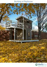 Backyard Play Houses by 47 Best Backyard Playhouse And Swing Ideas Images On Pinterest