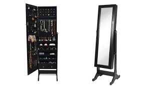 Jewelry Armoire With Lock And Key Btexpert Cheval Jewelry Armoire Cabinet Jewelry Reviews World