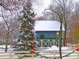 Country Barn Christmas Decorations by 341 Best Old Fashioned Christmas Images On Pinterest Christmas