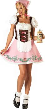 oktoberfest costumes incharacter costumes llc women s fetching fraulein