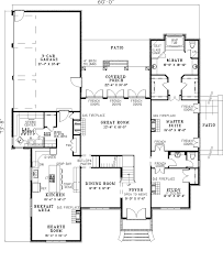 modern home blueprints design ideas 7 floor plans for executive homes house