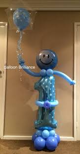 40th birthday balloons delivered 566 best balloon numbers images on balloon columns