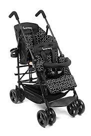 amazon black friday stroller amazon com kinderwagon hop tandem umbrella stroller black v2