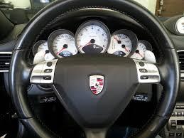 Porsche 911 Automatic - real tiptronic paddle shift steering wheel rennlist porsche
