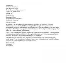 sample cover letter for medical office assistant financial sample