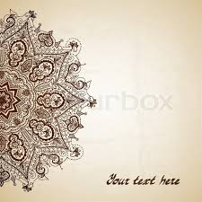 Design Patterns For Cards Vintage Vector Pattern Hand Drawn Abstract Background Decorative