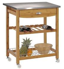 cheap kitchen island cart kitchen island cart ebay