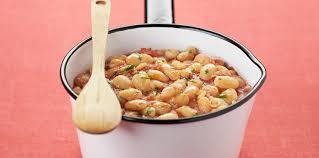 cuisiner les haricots blancs frais haricots blancs à la tomate facile et pas cher recette sur