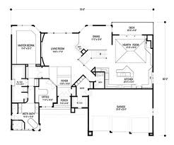 Contemporary Style House Plan 4 Beds 4 00 Baths 5565 Sq Ft Plan
