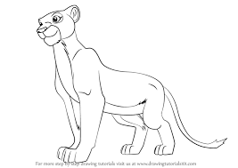 lion king coloring pages nala coloring