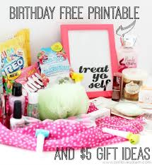 20 birthday ideas for 5 a and a glue gun