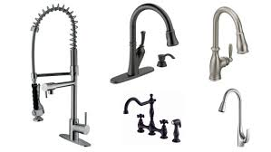 moen commercial kitchen faucets moen commercial m dura one handle kitchen faucet with side