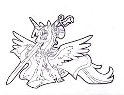interesting photograph set of alicorn coloring pages best suited