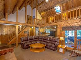 luxury log home near story land super homeaway bartlett