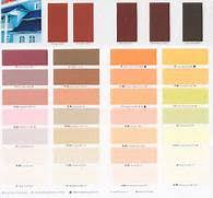 dulux exterior wood paint colour chart dulux trade quick dry