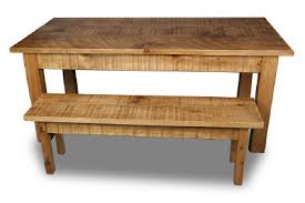 Table Benches Treenovation - Kitchen table bench
