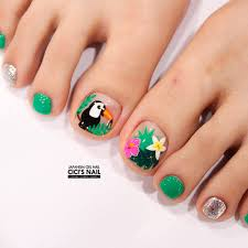 Toe And Nail Designs 50 Adorable Summer Toe Nail Inspirations To Let The Summer Begin
