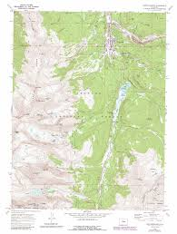 Keystone Colorado Map breckenridge topographic map co usgs topo quad 39106d1