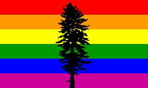 our flag cascadianow