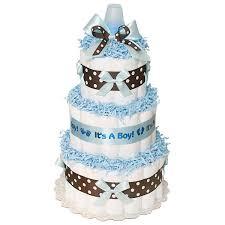 blue chocolate boy diaper cake 69 00 diaper cakes mall
