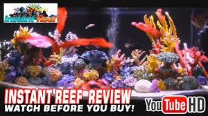 instant reef artificial coral reef aquarium decor review youtube instant reef artificial coral reef aquarium decor review