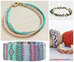 diy bracelet with beads images 24 diy seed bead bracelets png