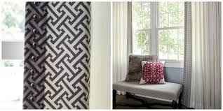 Curtain Trim Ideas Adding Personality To Your Drapes With Trim