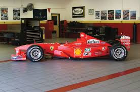 formula 1 car for sale michael schumacher f1 not your average used car
