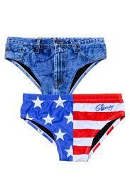 American Flag Jean Shorts Men Men U0027s Hilarious Neon And Retro Not Speedo U0026 Swim Collection