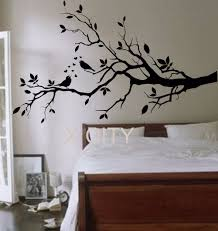 tree stencil for wall mural home design charming tree stencil for wall mural amazing ideas