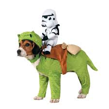 Halloween Costumes Cats Wear Star Wars Dewback Dog Costume Thinkgeek