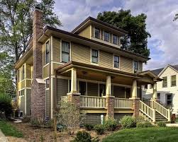 traditional craftsman homes 202 best home foursquare living images on foursquare