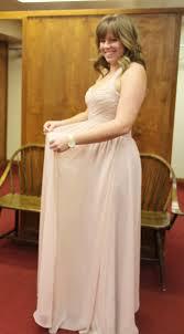 pregnant bridesmaid dress shopping tips