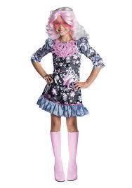 Monster High Halloween Costumes Clawdeen Wolf by Monster High Viperine Gorgon Costume