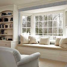 Bay Window Bench Ideas Interior Window Trim Molding Wraparound Bedroom Windows Uletuv Xyz