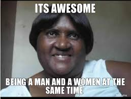 Ugly Woman Meme - highly insulting memes and tweets that black people black men