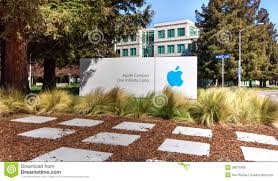 apple siege social apple headquarters in silicon valley editorial stock photo
