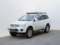 mitsubishi pickup 1990 mitsubishi pajero sport 2008 2015 slimline ii roof rack kit by