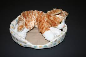 arts and crafts for your american doll dog cat bed for