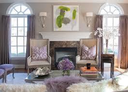 purple velvet chairs design ideas
